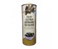 "Олія оливкова, ""VesuVio"" 1 л, метал"